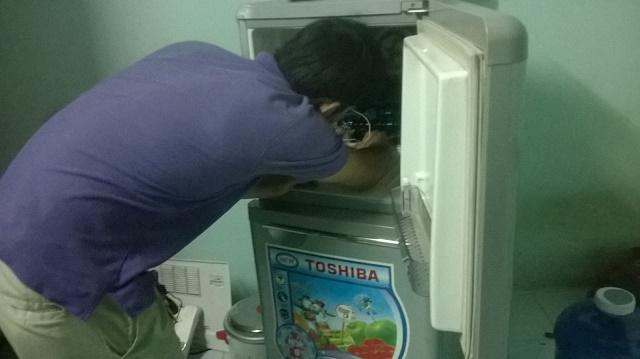 sửa tủ lạnh toshiba thanh hóa