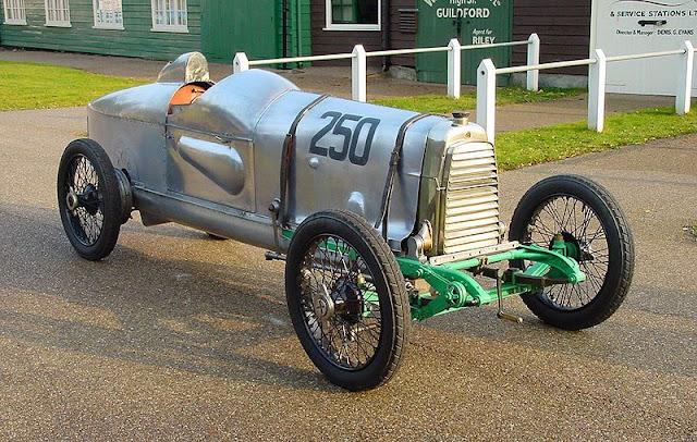 Aston Martin «Razor Blade», 1923 г.
