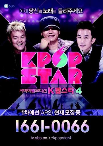 Kpop Star 4 - Ngôi sao k pop