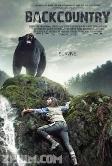 Lạc Vào Rừng Sâu - Backcountry (2014) Poster