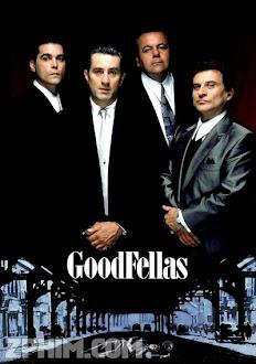 Hảo Bằng Hữu - Goodfellas (1990) Poster