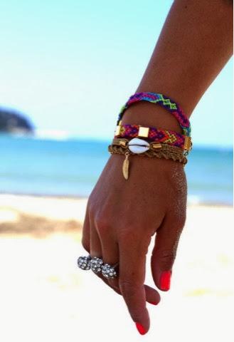 bracelets fantaisie été