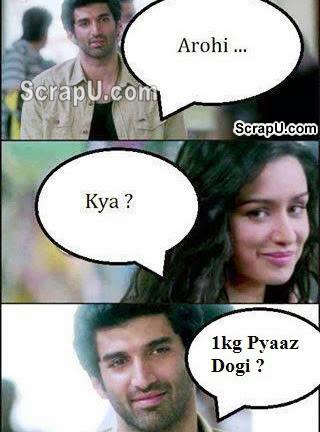 Pyaaz do na Arohi - Aashiqi2-Funny-Pics pictures