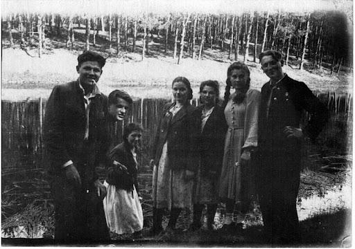 речка Белка 1951.05.05