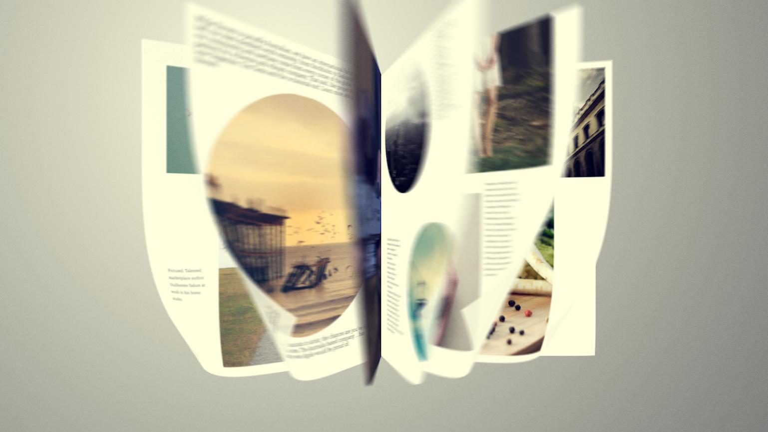 Magazine Promo - 1