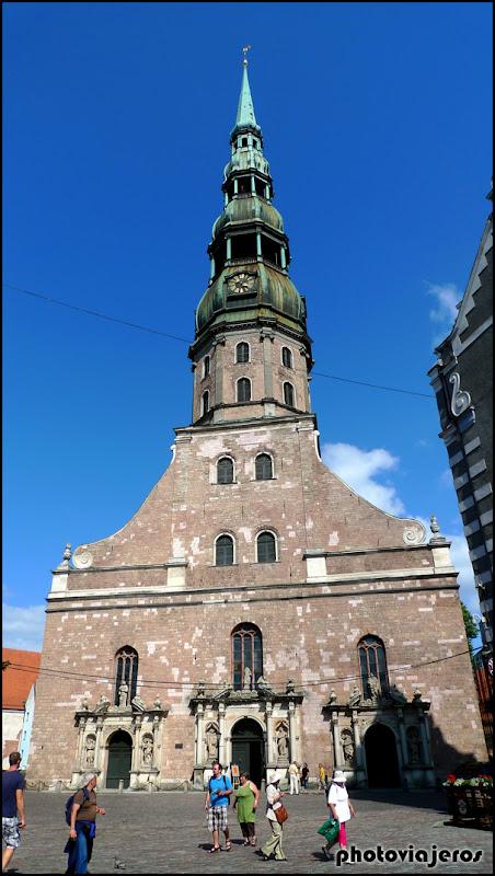 Basílica de San Pedro Riga