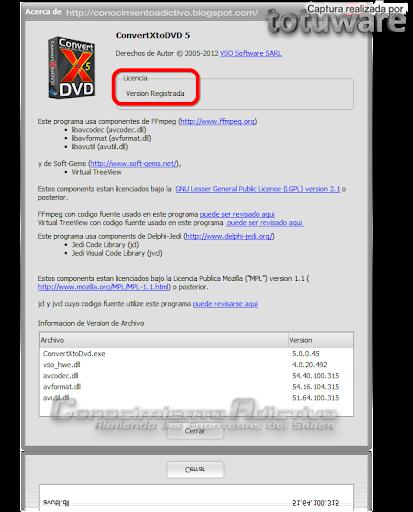 descarga gratis vso convestx dvd: