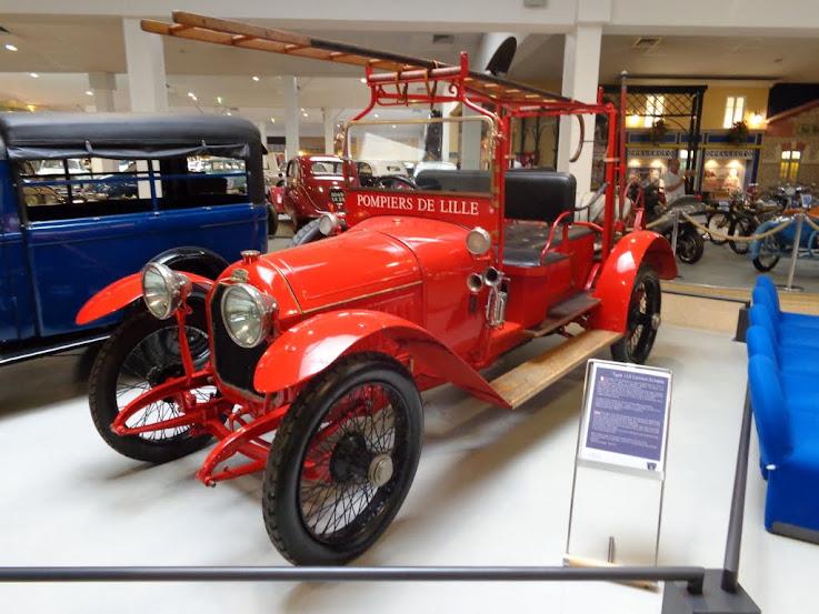 Musée de l'aventure Peugeot à Sochaux DSC01261
