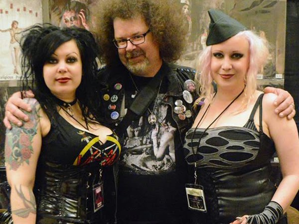 crypticon seattle 2014 drifter dr. squid joe sherlock