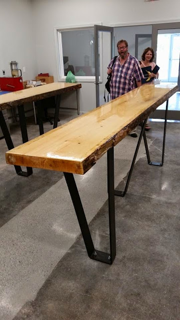 First look at new cupping tables