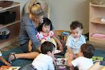 LePort Montessori Preschool Toddler Program Irvine Spectrum - reading time