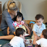 LePort Montessori Preschool Toddler Program Irvine Spectrum - reading time
