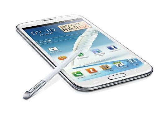 Samsung Note 2 LTE
