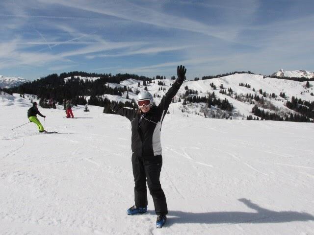 Skiing-Morzine