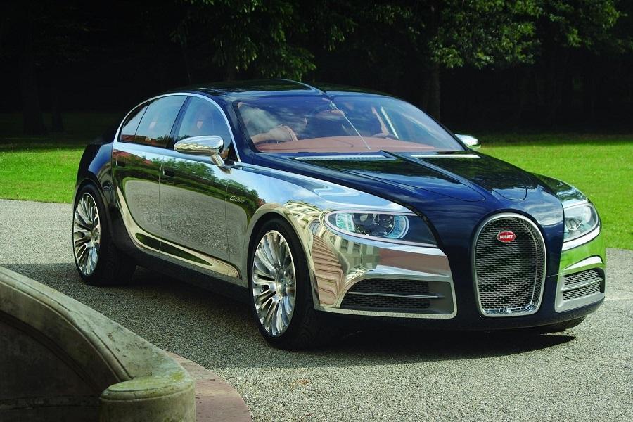 Bugatti Galibier koncepció
