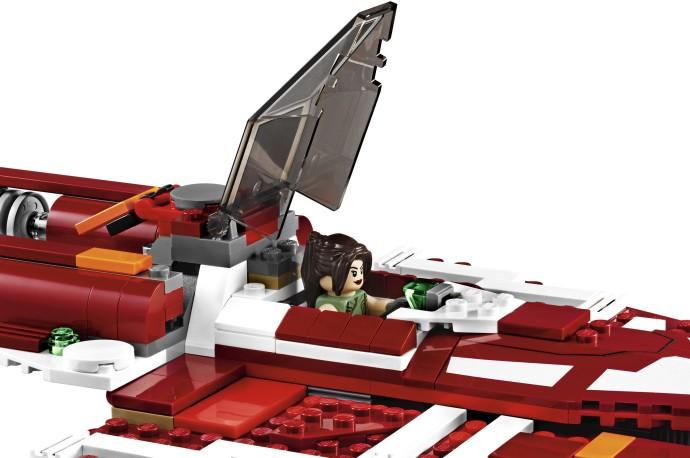 レゴ スター・ウォーズ 共和国軍のストライカー級スターファイター 9497