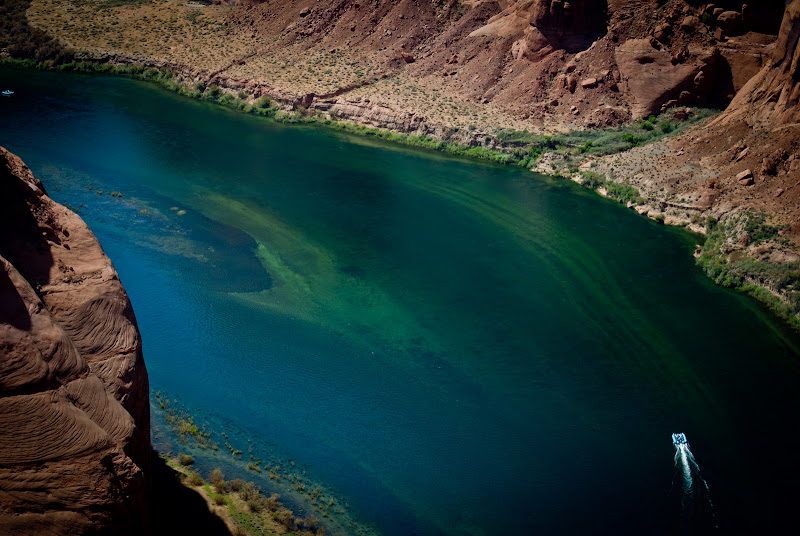 Great American Road Trip, cz.13 -- Horseshoe Bend..