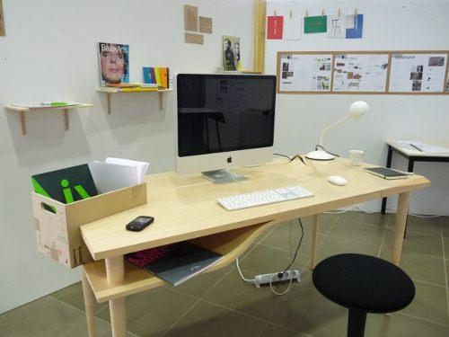 Bureau design par quentin galdéano home deco design