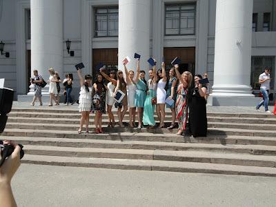 Выпускники ДиНО 2013
