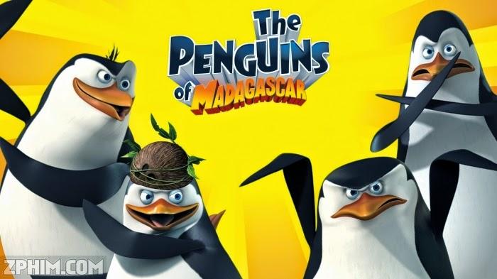Ảnh trong phim Biệt Đội Cánh Cụt Vùng Madagascar - Penguins of Madagascar 1