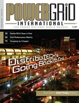 Powergrid magazine cover jan 2013