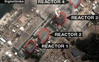 Planta nuclear Fukushima - Japon