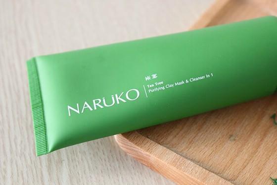 Sữa rửa mặt tràm tràNaruko