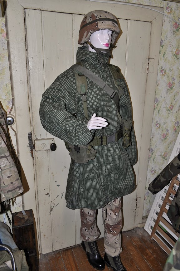 "Montage soldat US avec ""parka desert night"" DSC_0102"