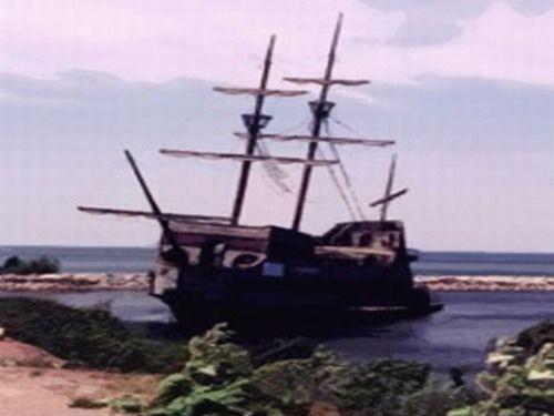 Tàu Bel Amica được phát hiện ở ngoài khơi của hòn đảo Sardinia vào ngày 24/8/2006.