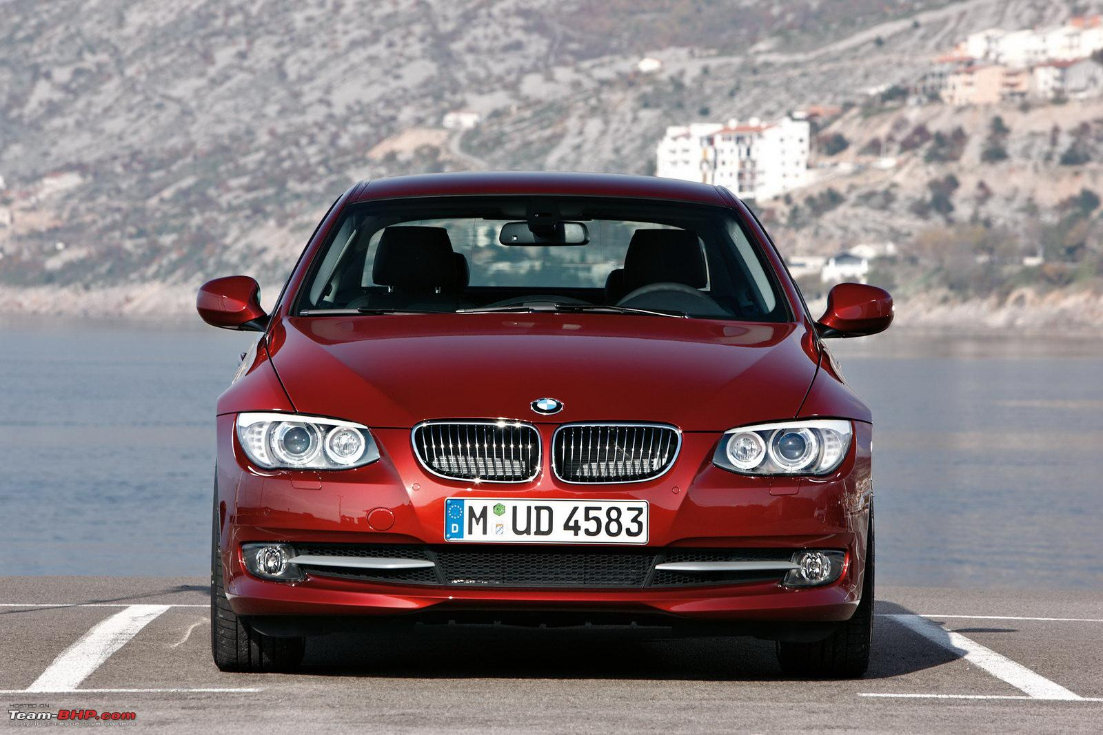 BMW Series Price In India Price List Of BMW - Bmw 3 series 2011 price