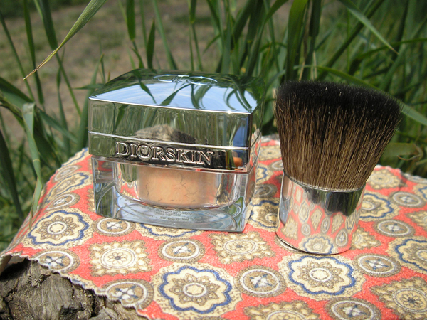 dior natural glow fresh powder makeup spf 10
