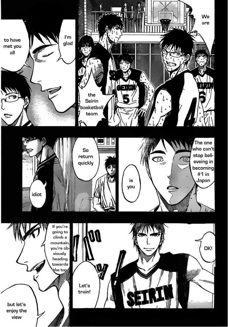 Kuroko no Basket Manga Chapter 157 - Image 05