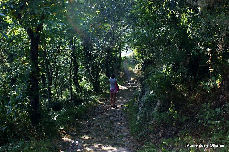 Oneta, o caminho das cascatas