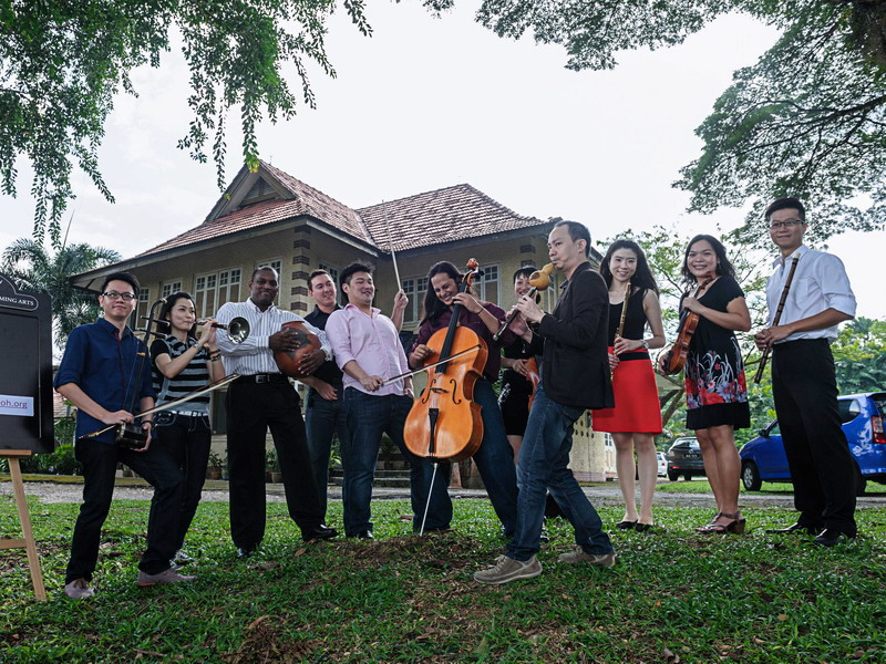 "PSPA International Ensemble: ""Mozart on Silk Road"""