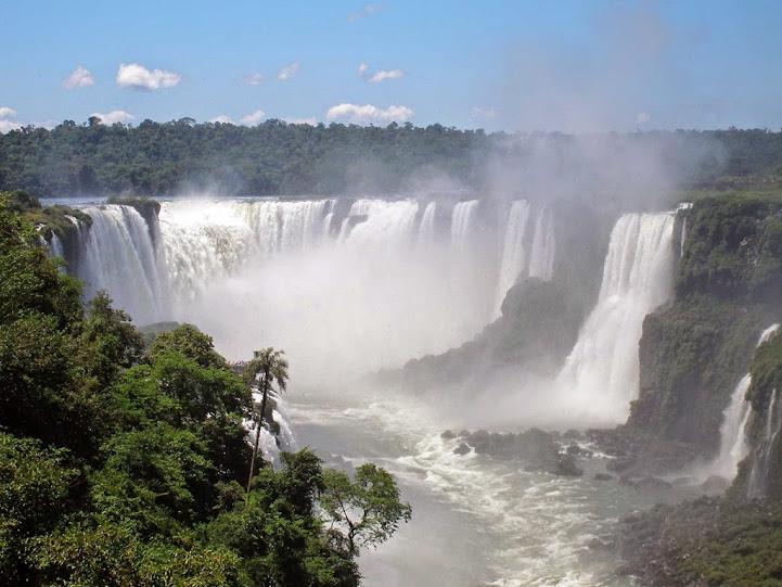 Garganta del Diablo, Iguazu