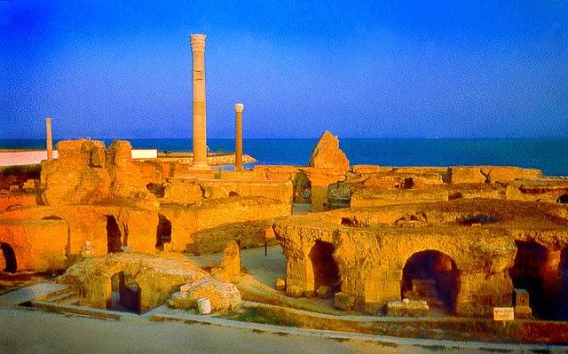 Затерянные города, Карфаген