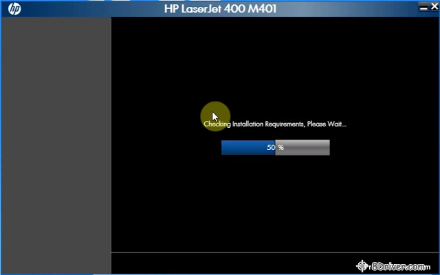 download HP LaserJet Pro 400/M401dn Printer driver 6