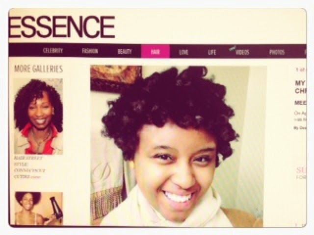 Desire My Natural!: Natural Hair Features