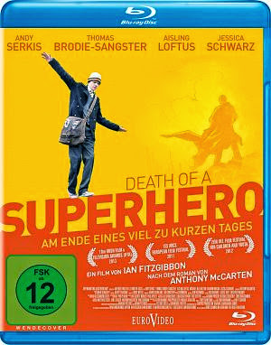 Filme Poster A Morte do Super-Herói BDRip XviD Dual Audio & RMVB Dublado