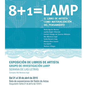 8+1=LAMP