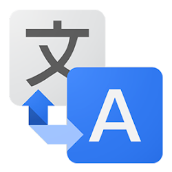 Google Translate translation apps
