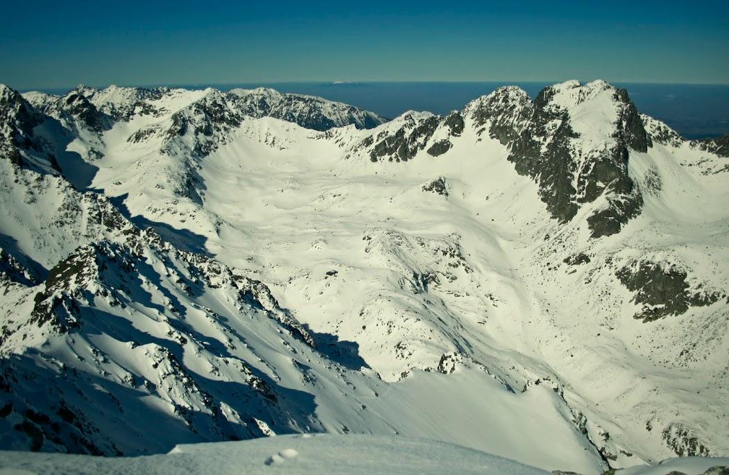 Dolina Staroleśna zima