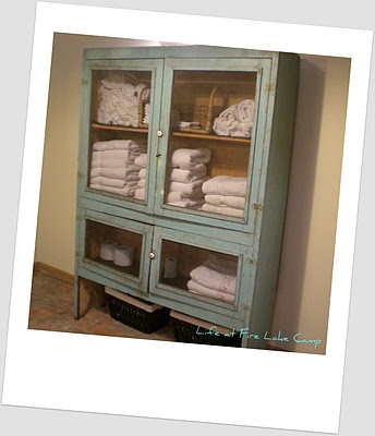 Cool Home Creations: Linen Closet to China Cabinet (Part 2)