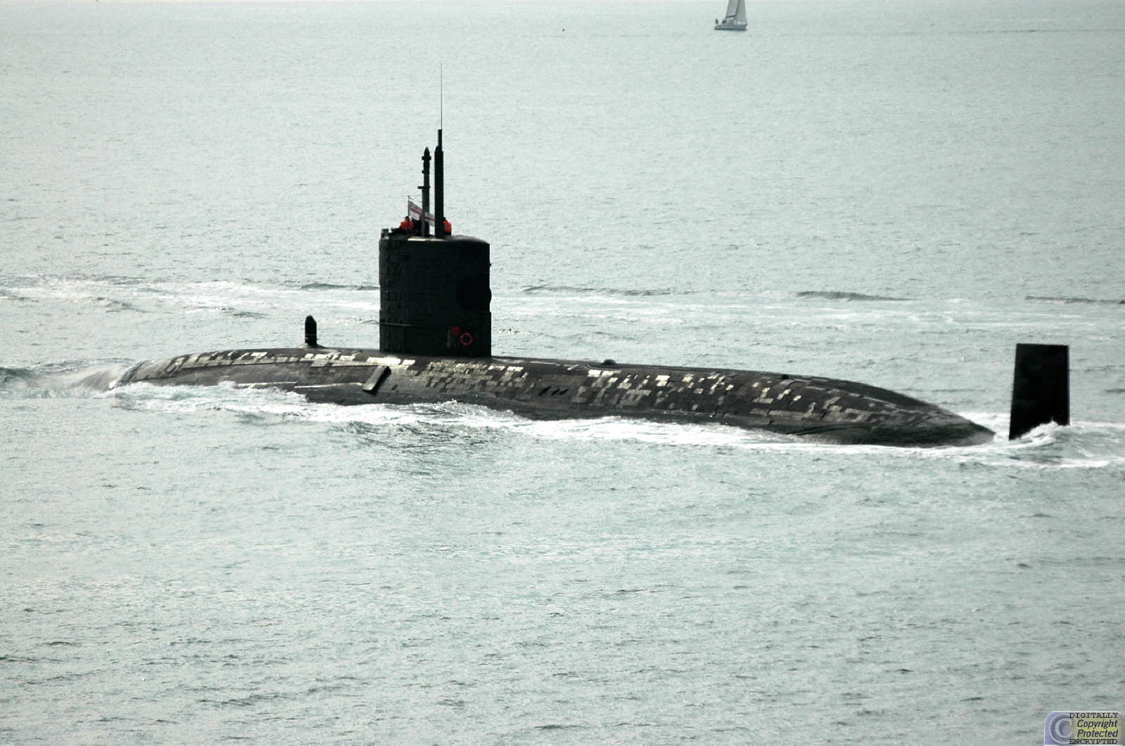 British nuclear submarine fleet