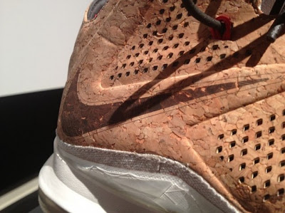 nike lebron 10 gr cork championship 3 10 Nike LeBron X NSW Cork Has Been Put on a Display