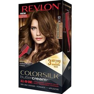 Thuốc nhuộm tóc cao cấp Revlon Colorsilk 3D #63 hàng Mỹ xách tay