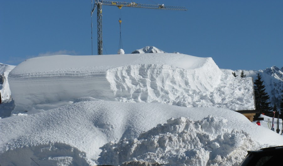 Neve stagione 2008-2009