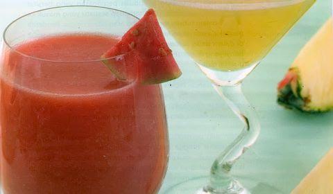 jus buah-buahan untuk asma