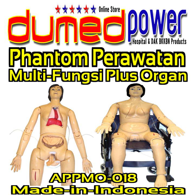Phantom-Alat-Peraga-Perawatan-Multi-Fungsi-Plus-Organ-DumedPower