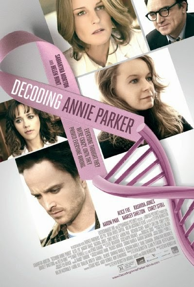 Poster Of English Movie Decoding Annie Parker (2013) Free Download Full New Hollywood Movie Watch Online At Alldownloads4u.Com